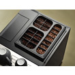 CM 7750 Benchtop coffee machine - Obsidian Black product photo Laydowns Detail View S