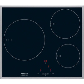 KM 6113 Induction cooktop with onset controls product photo
