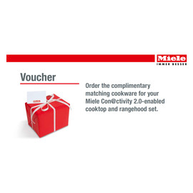Con@ctivity promotion voucher - Bonus cookware set product photo