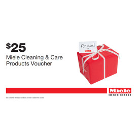 Miele for Life $25 Online shop voucher product photo