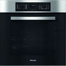 H 2265 B CleanSteel 60cm Wide Oven product photo