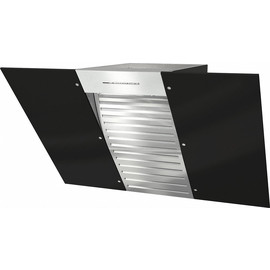 DA 6096 W Black Wing Wall mounted cooker hood product photo