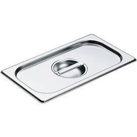 DGD 1/3 Stainless steel lid with handle product photo