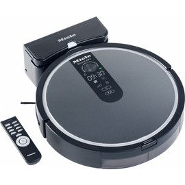 Scout RX1 Black Robot Vacuum Cleaner product photo