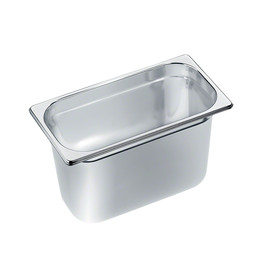 DGG 18 Unperforated steam cooking container product photo