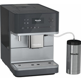 CM 6350 Benchtop Coffee Machine - Graphite Grey product photo