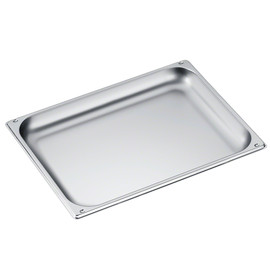 DGG 21 Unperforated steam cooking container product photo