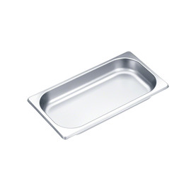 DGG 14 Unperforated steam cooking container product photo