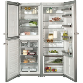 KSBS Fridge Plus ( KFN 14827 with K 14820) product photo