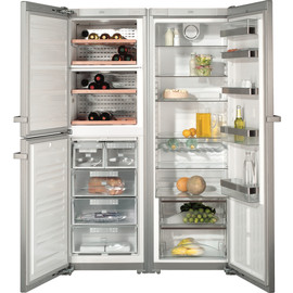 KSBS Fridge Deluxe (KWTN 14826 with K 14820) product photo