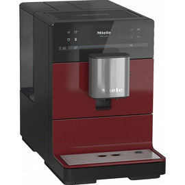 CM 5300 Tayberry Red Benchtop Fresh Bean Coffee Machine product photo