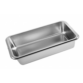 DGG 1/2 - 80L Unperforated steam cooking container product photo