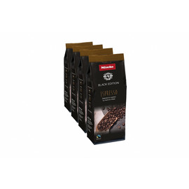 "Miele Black Edition ESPRESSO 4x250g ""Miele Black Edition"" ""Espresso"" product photo"