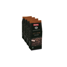 Miele Coffee Black Edition CAFÉ CREMA 4x250g product photo