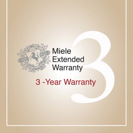 Early bird offer on our 3-year extended warranty product photo