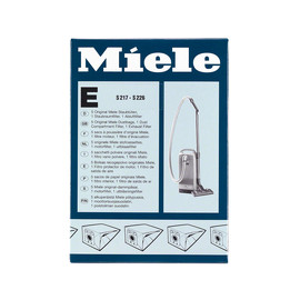 E Originalne vrečke za prah Miele, tip E product photo