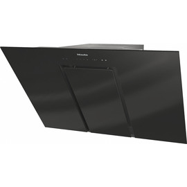 DA 6498 W Pure Black Wall mounted rangehood product photo