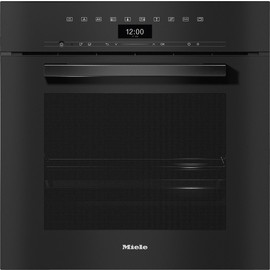 DGC 7460 XXL VitroLine Obsidian Black Steam combination oven product photo