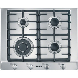 KM 2012 G Stainless Steel Gas Cooktop product photo