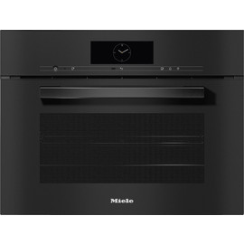 DGC 7840 XL VitroLine Obsidian Black Steam combination oven product photo