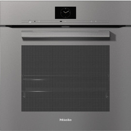 H 7660 BP VitroLine Graphite Grey Pyrolytic Oven product photo