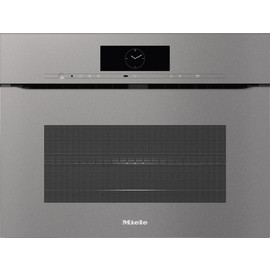 H 7840 BMX Handleless ArtLine Graphite Grey Speed Oven product photo