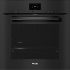 H 7660 BP VitroLine Obsidian Black Pyrolytic Oven product photo