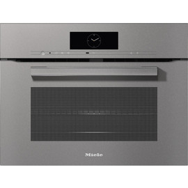 H 7840 BM VitroLine Graphite Grey Speed Oven product photo