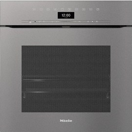 H 7464 BPX Handleless ArtLine Graphite Grey Pyrolytic oven product photo