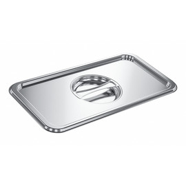 DGD 50 Stainless steel lid with handle product photo