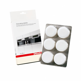 Descaling tablets - 6 tablets product photo