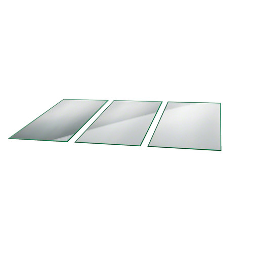 DRP 6590 W G Edge extraction panel product photo Front View L