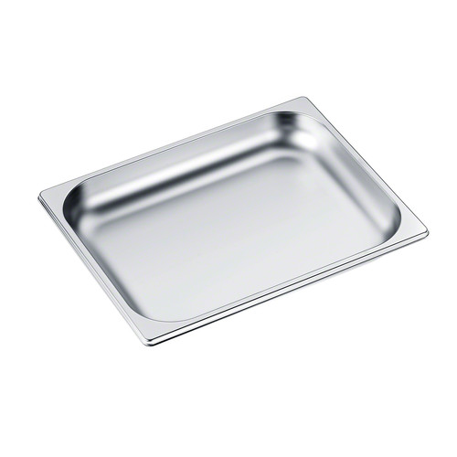 DGG 15 Stainless steel drip tray product photo Front View1 L