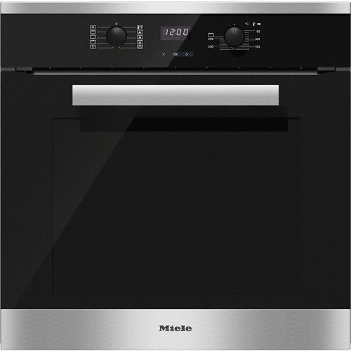 H 2661 B CleanSteel 60cm Wide Oven product photo