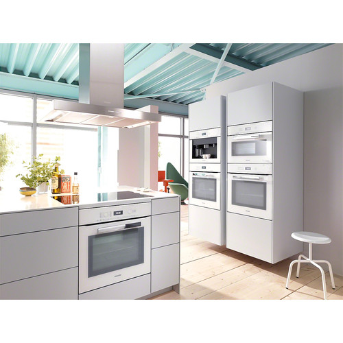h 6461 bp brilliant white 60cm wide oven 60cm wide ovens favorable buying at our shop. Black Bedroom Furniture Sets. Home Design Ideas