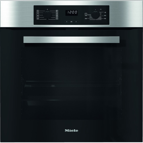 H 2265 BP CleanSteel 60cm Wide Oven product photo