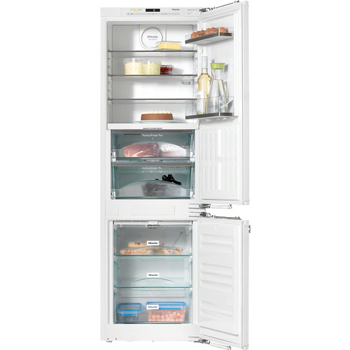 KFNS 37682 iD Built-in fridge-freezer combination product photo