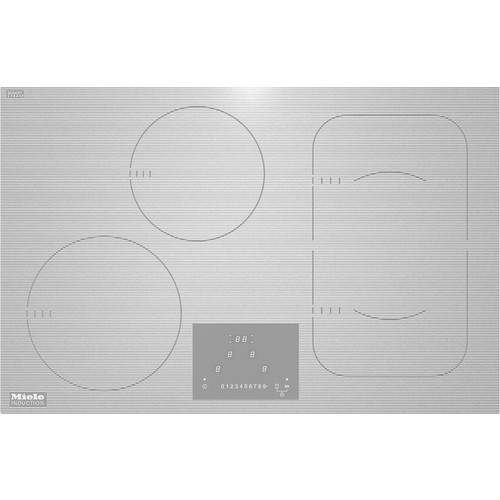KM 6349-1 Induction cooktop with onset controls product photo