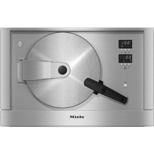 DGD 4635 Steam oven with pressure product photo