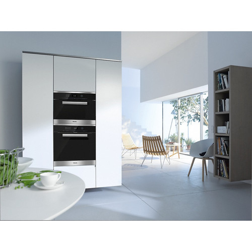 DGM 6401 Steam oven with microwave product photo View3 L