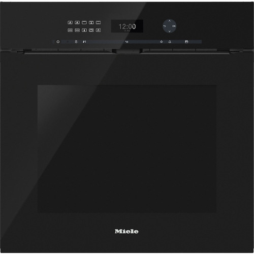 H 6461 BPX Obsidian Black 60cm Wide Oven product photo