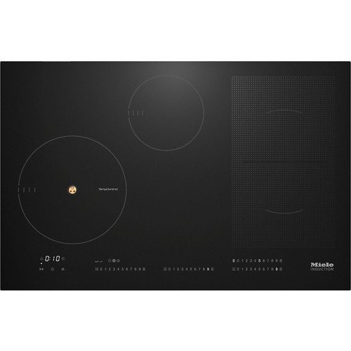 KM 6839 Induction cooktop with onset controls product photo