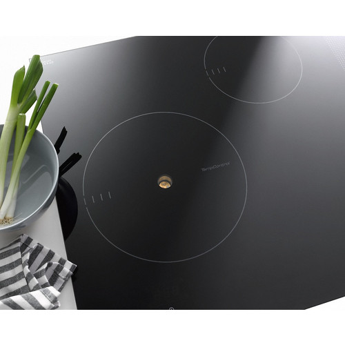 KM 6839 Induction cooktop with onset controls product photo Laydowns Back View L