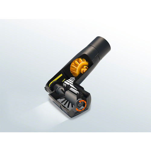STB 20 Handy turbobrush - Turbo XS product photo Laydowns Back View L