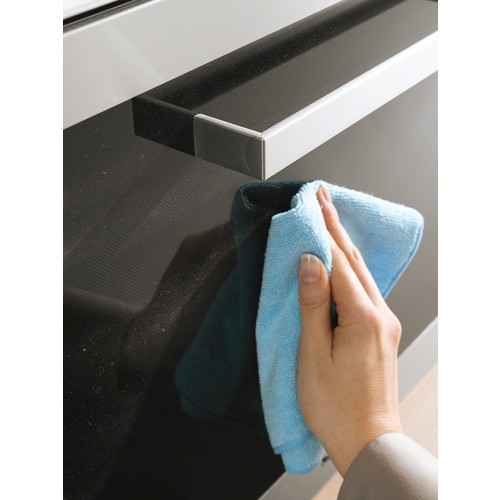 GP MI X 0011 W Multi-purpose microfibre cloth, qty 1 product photo Laydowns Back View L