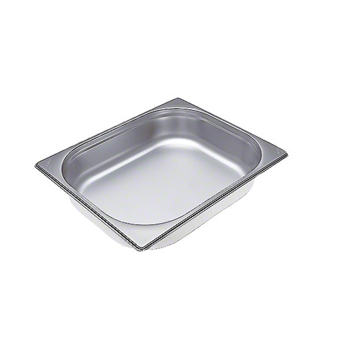 DGG 3 Unperforated steam cooking container product photo