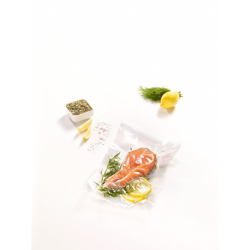 VB 1828 Small vacuum sealing bags product photo Laydowns Back View L