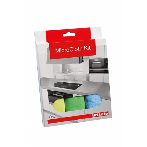 GP MI S 0031 W MicroCloth kit, 3 pieces product photo Front View L