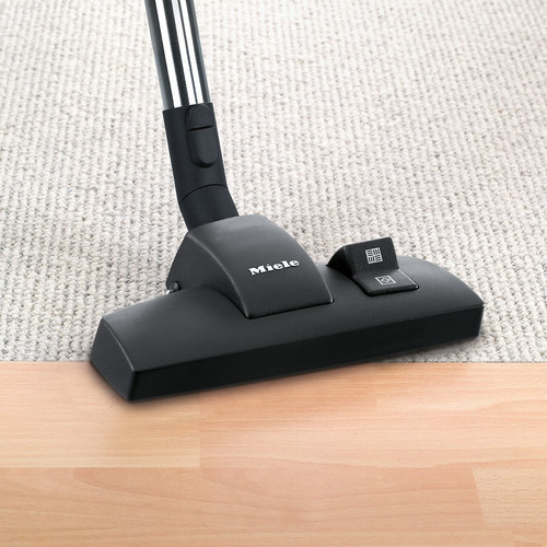 Blizzard CX1 Excellence Bagless vacuum cleaner product photo Laydowns Back View L