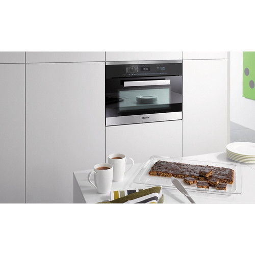 H 6400 BM Oven with microwave product photo View3 L